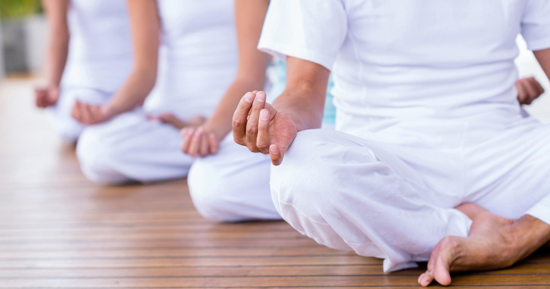 Isseyoga, cours de Kundalini Yoga dans le Tarn / © DR